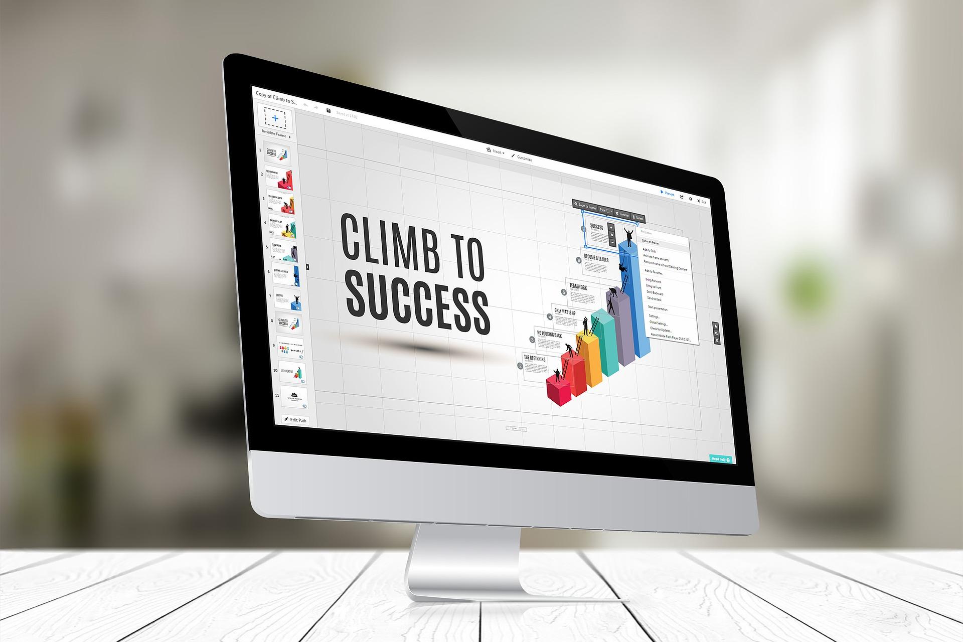 Osiągnij sukces w biznesie